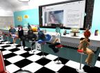 Attending MOOC intro at SIGVE Diner